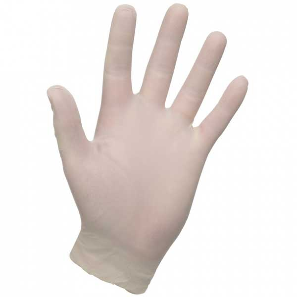vinyl gloves medium