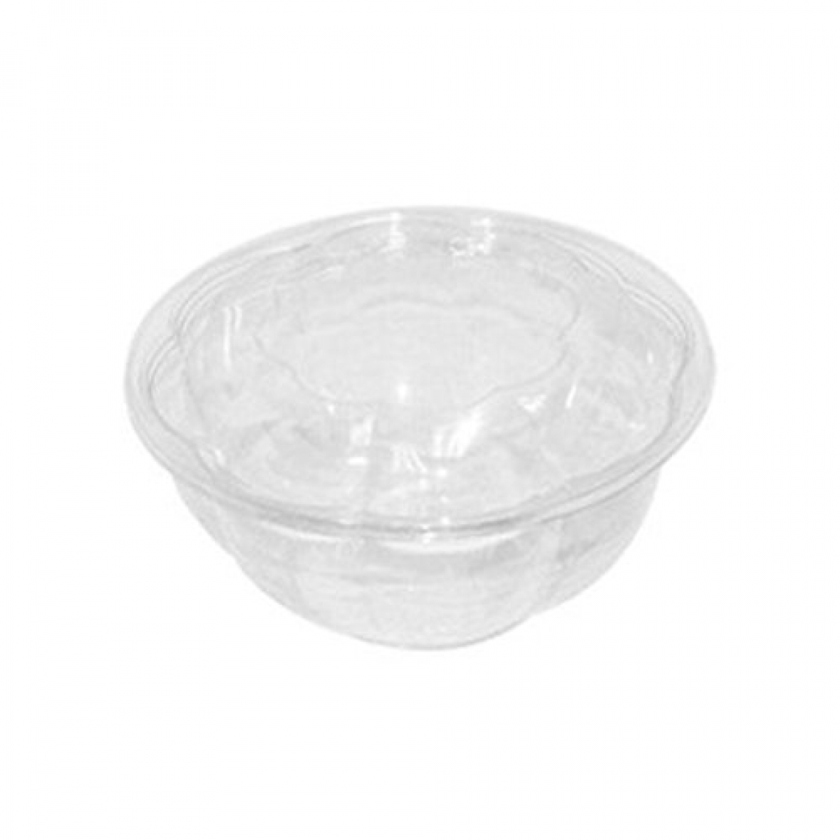 clear diamond salad with lid 18