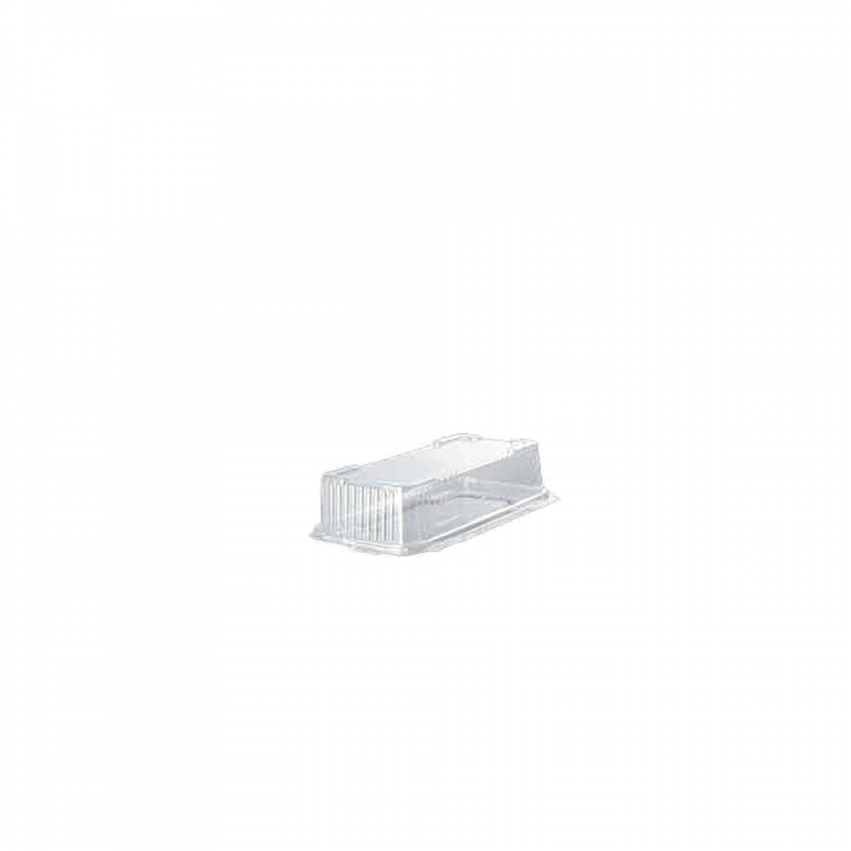 clear hinged container 204*80*57