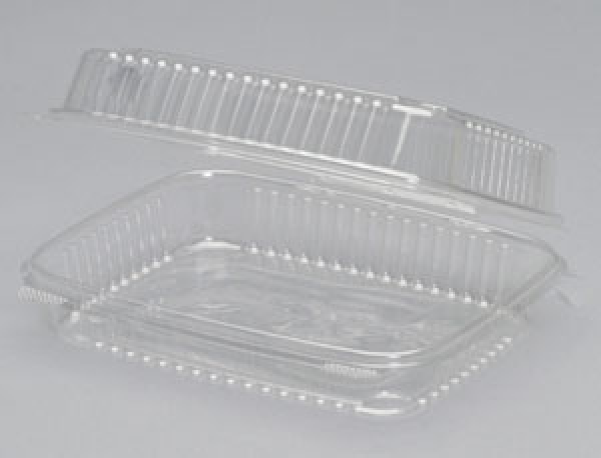 clear bakery container 312*290*70