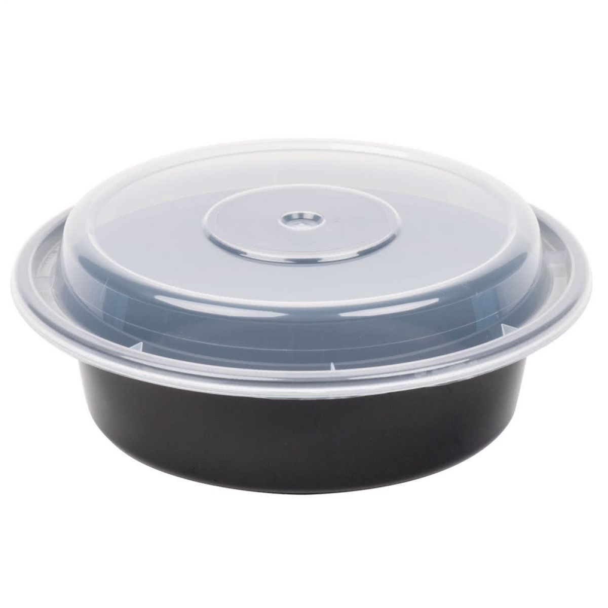 MICROWAVE CONT.ROUND 450 CC W/LID