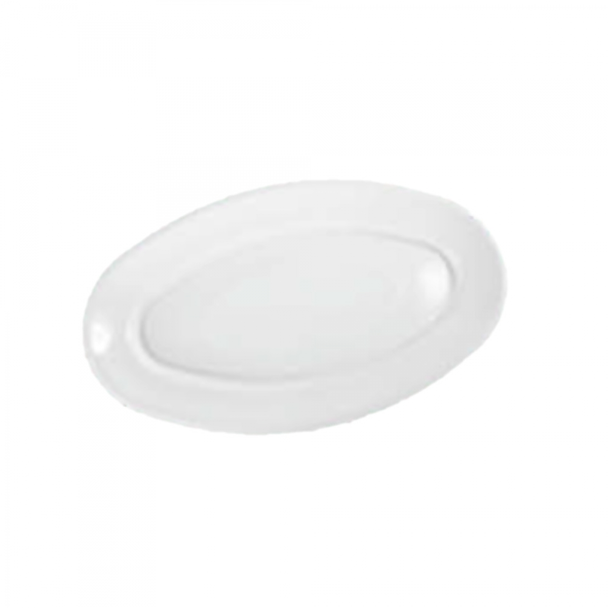 oval plastic tray 395*234*30