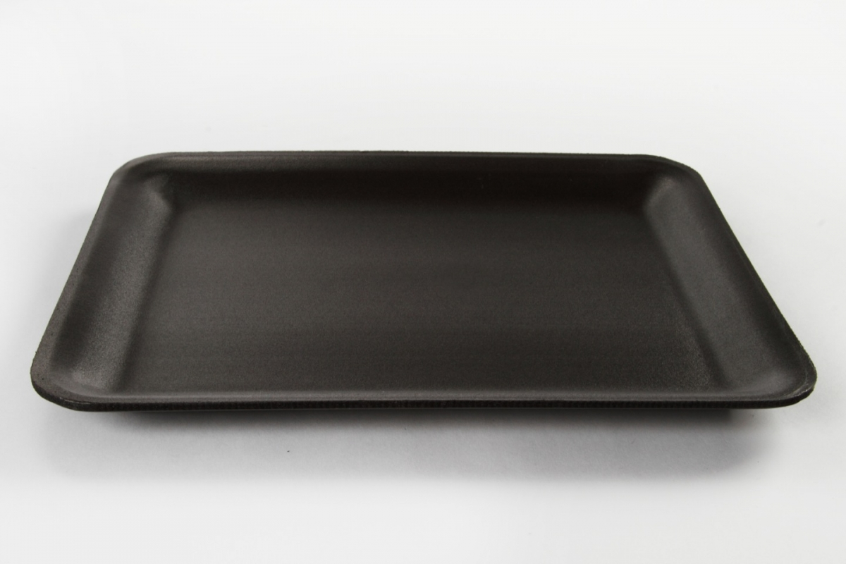 foam tray (black) 165*125*25