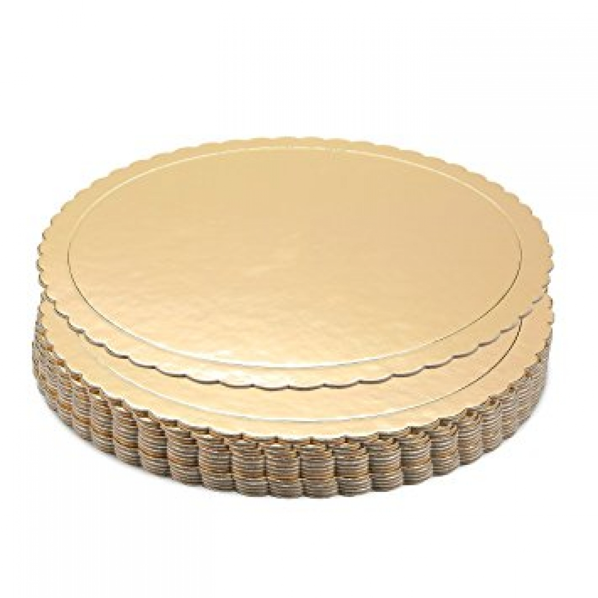round carton tray (golden) 26