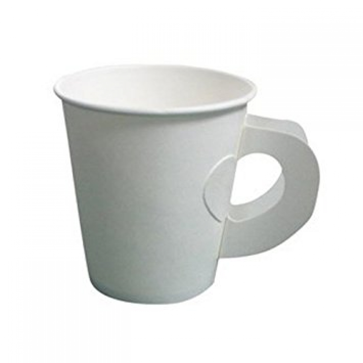 paper cup with handle 7 oz / 72*77