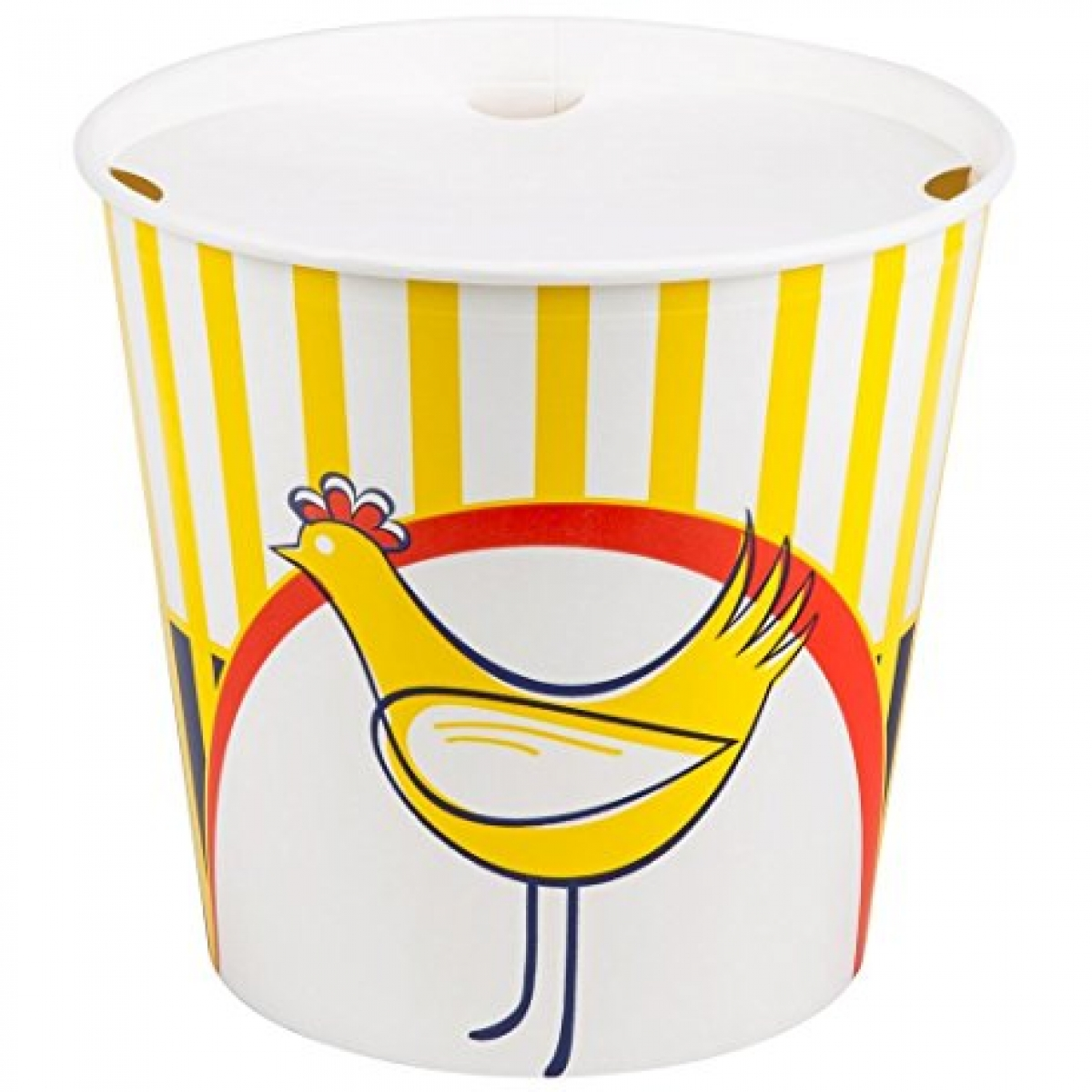BUCKET CHICKEN 85 OZ W/LID