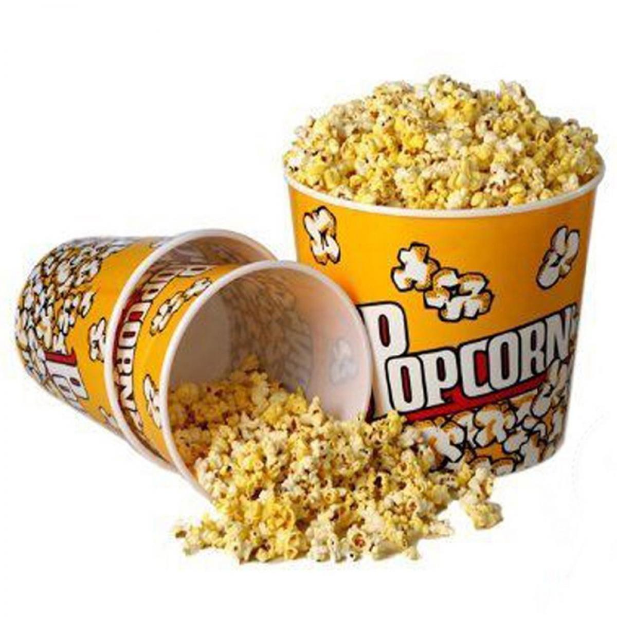 pop corn tub 32 oz / 115*140