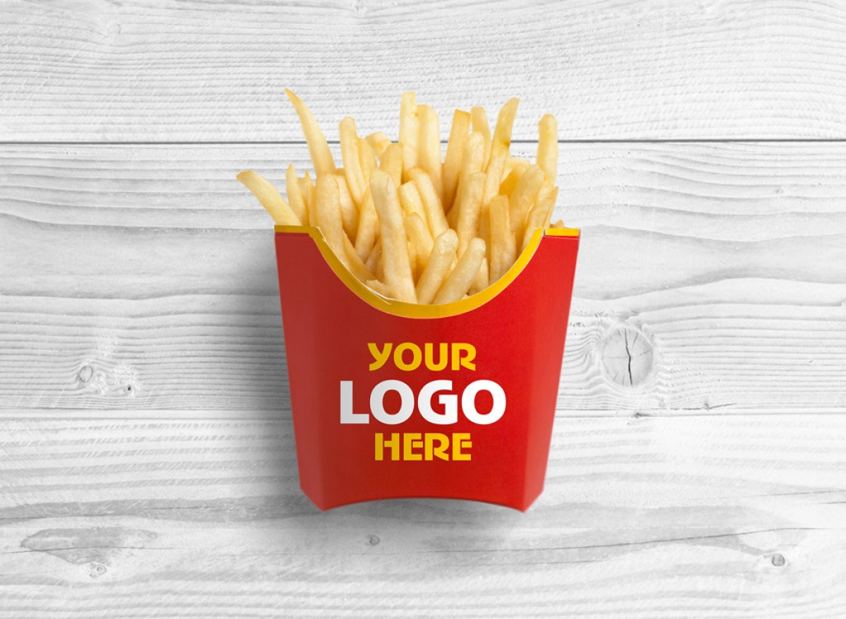 FRENCH FRIES POUCH ( JUMBO )