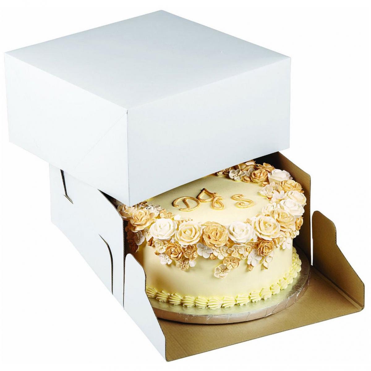 cake box 15*15*10