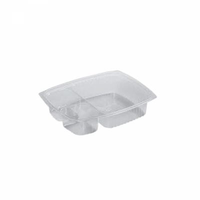 clear plastic tray (OPS)
