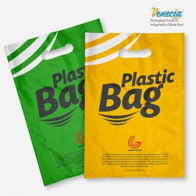 أكياس بلاستيكية