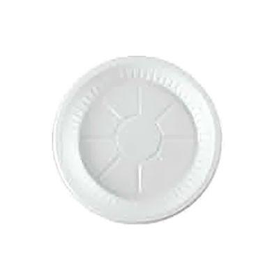 اطباق بلاستيكيه دائرية