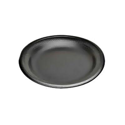 Foam plate (black)