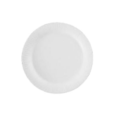 Heavy duty paper plate