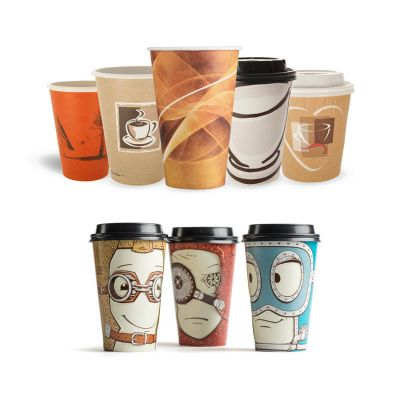 Papers Cups