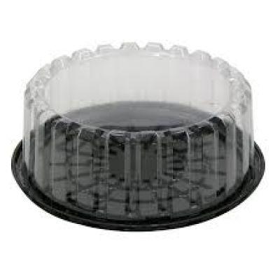 round cake container